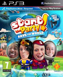 Start The Party 2 Save The World [Multi-Incl-Español] [PS3]