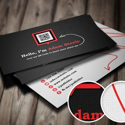 25 Free Business Card Design Templates