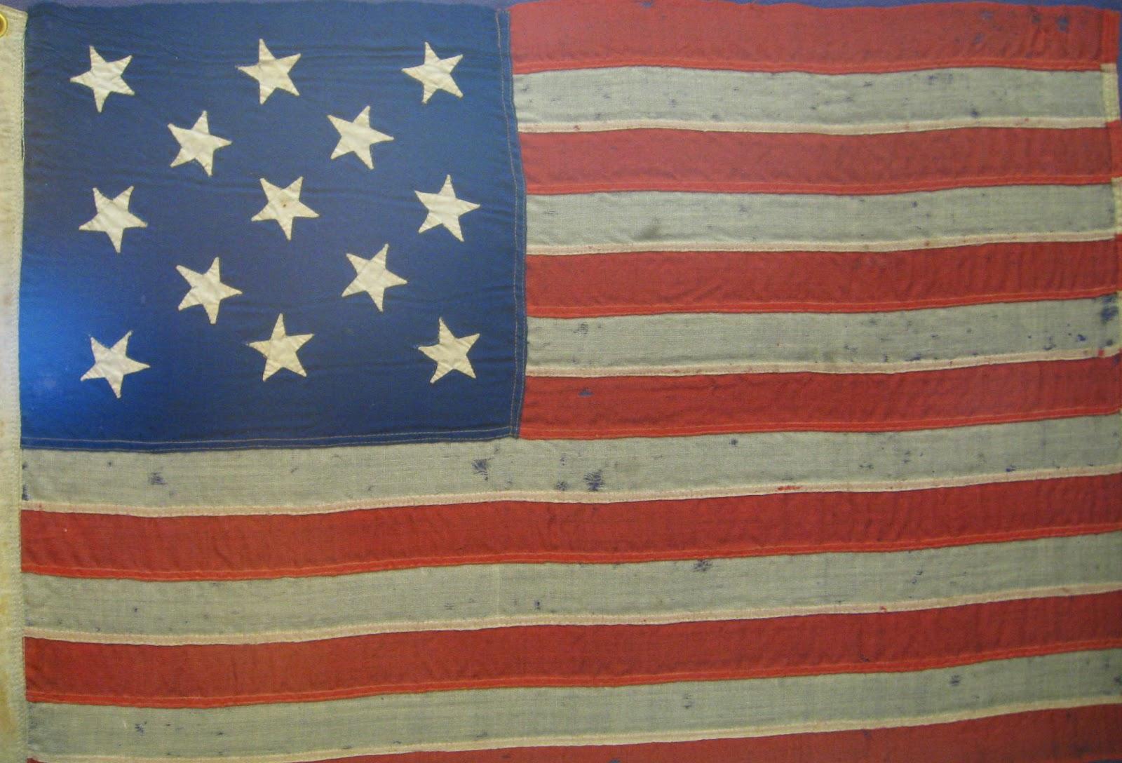 hampton roads naval museum a thirteen star flag from the civil war