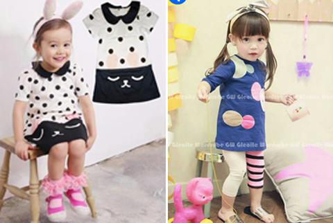 Model Baju Anak Umur 2 Tahun Terbaru 2015