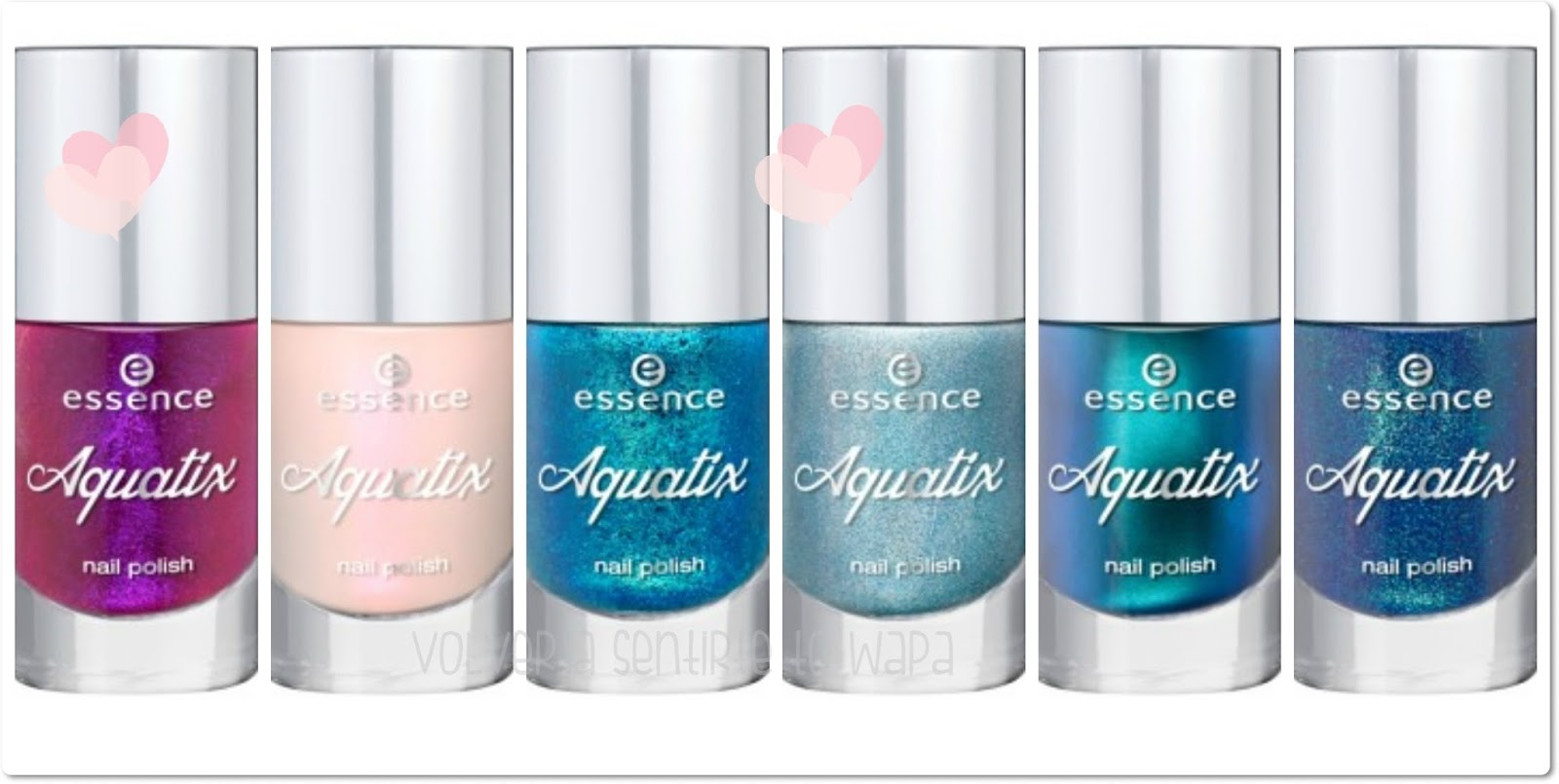 Essence - Aquatix - Nail Polish