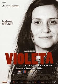 Violeta se fue a los cielos (2011)