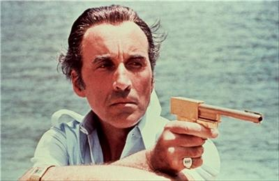 Top Ten 007 James Bond Gadgets The Golden Gun!