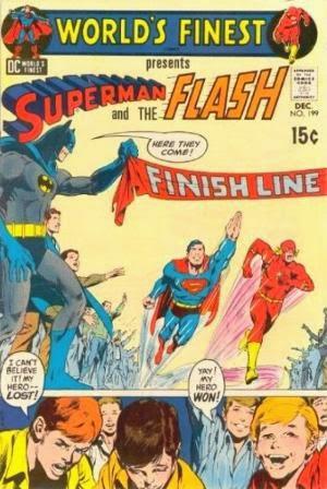 World's Finest Comics #199 comic image