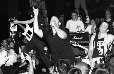 Slapshot - легендарная Straight Edge Hardcore / Hatecore группа из Бостона
