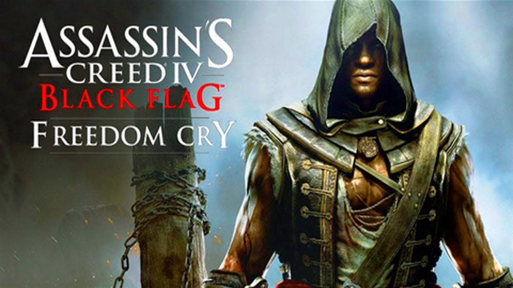 Assassin's Creed Freedom Cry Download Poster