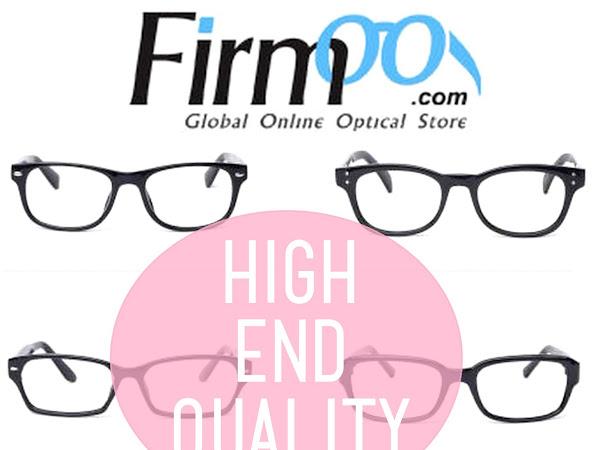 Óculos Firmoo - Primeiro Par Grátis para novos clientes