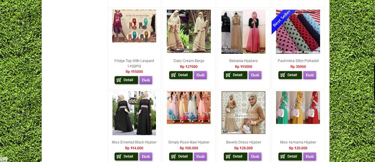 Supplier Baju Muslim
