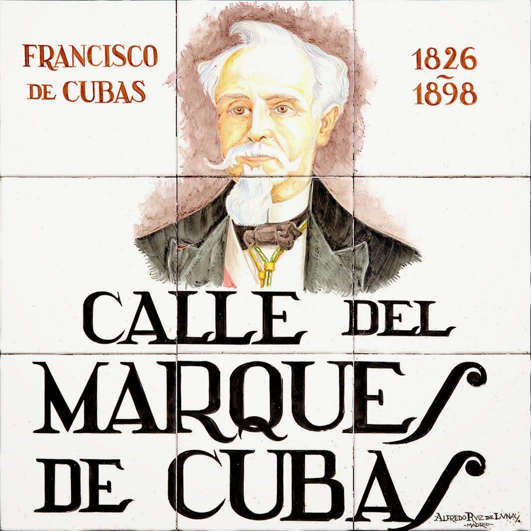 Calle del Marqués de Cubas