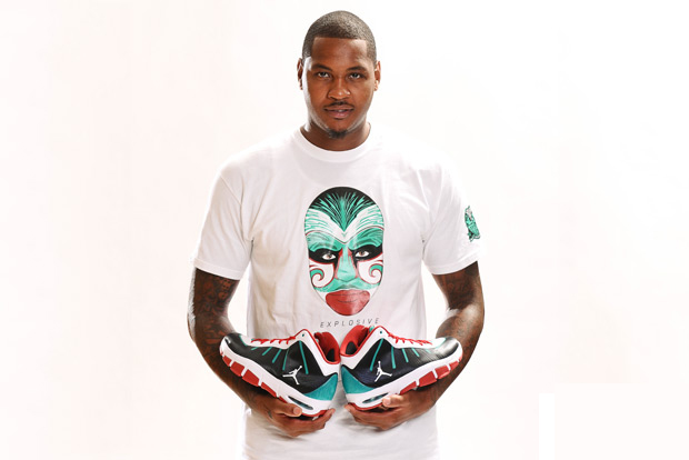 En Tha Realm Of Madness Jordan Melo M7 Advance Chinese Mask