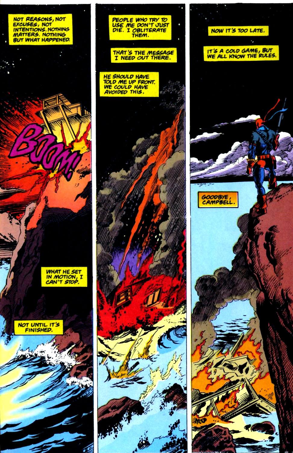 Deathstroke (1991) Issue #23 #28 - English 24