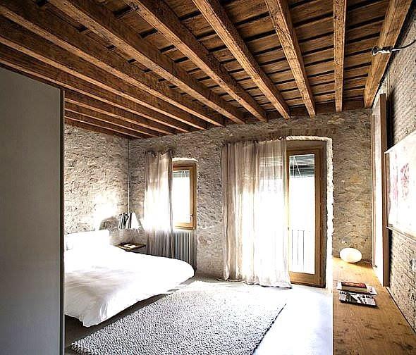 Decoracin Interior Al Estilo Rustico Moderno ArQuitexs