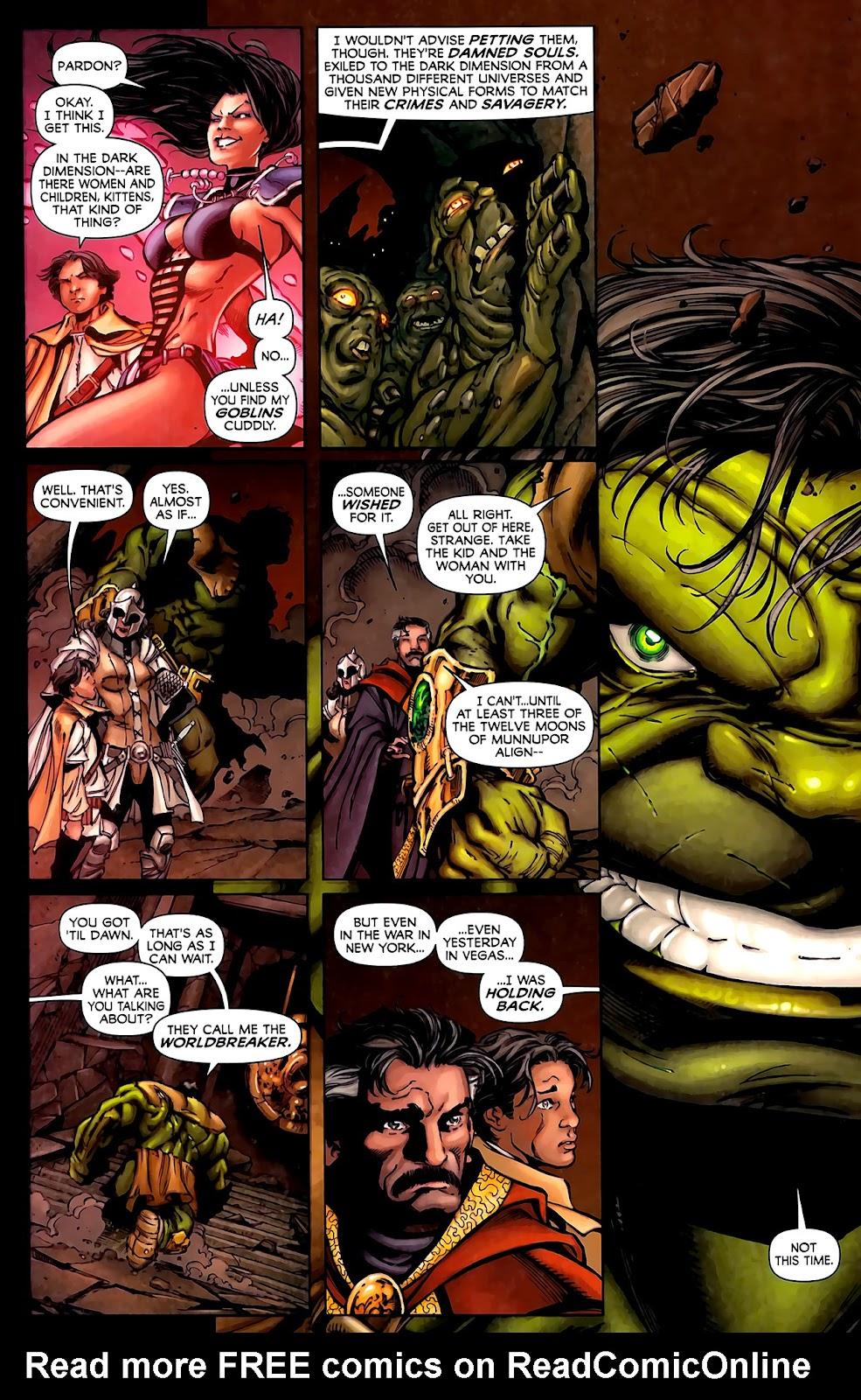 Incredible Hulks (2010) Issue #634 #24 - English 9