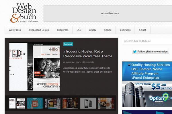 Web Design & Such
