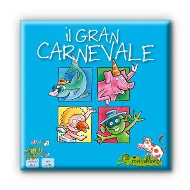 Il gran carnevale, libri sul carnevale per bambini