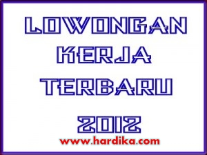 Lowongan Kerja Bank Indonesia Bulan Oktober 2012