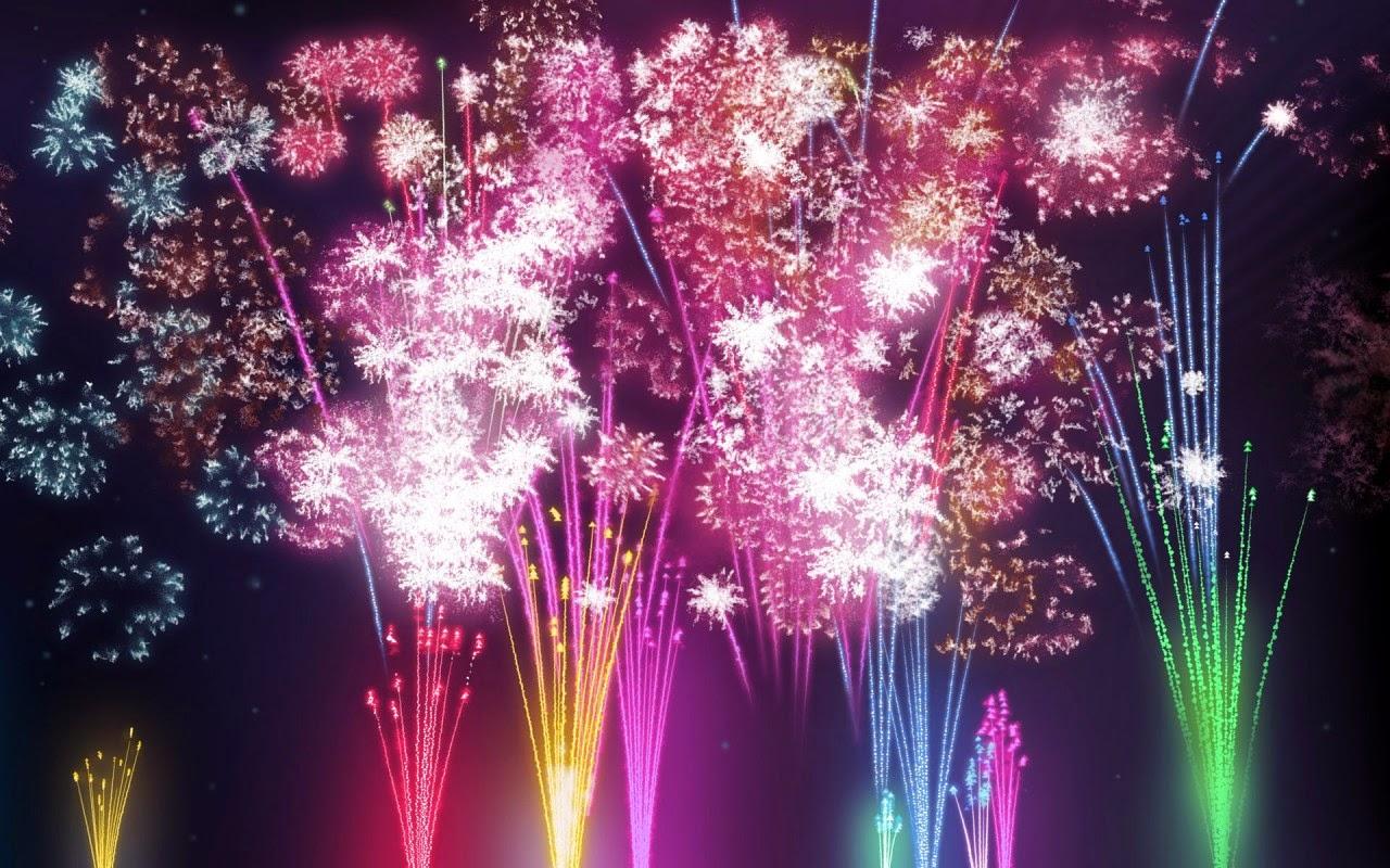 tải hình nền pháo hoa năm mới
