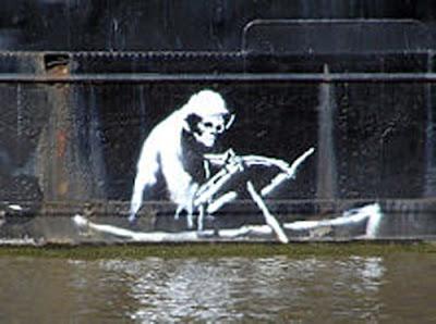 Graffiti, Stencil Graffiti Design