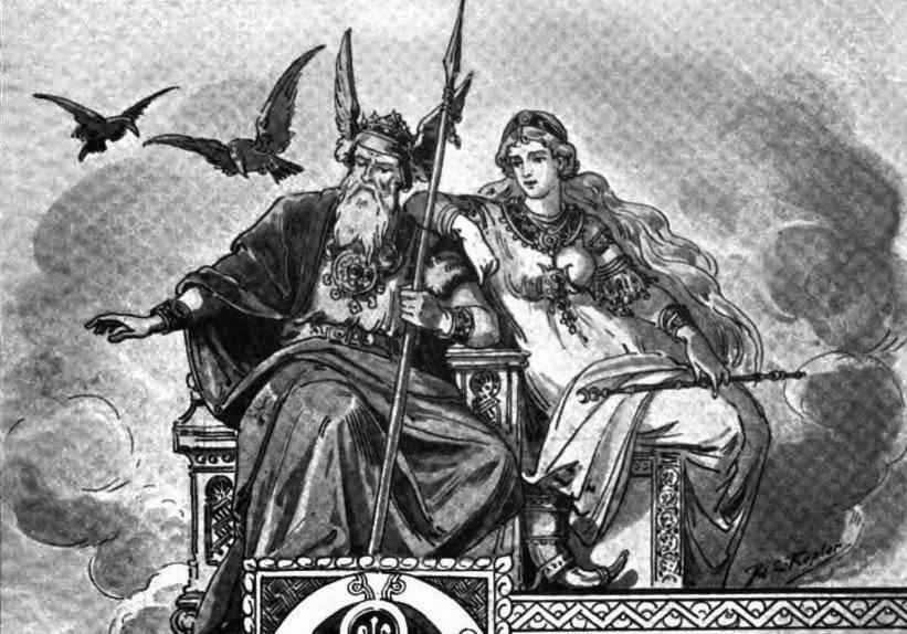 Conoce a los principales dioses nordicos