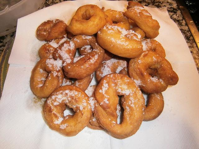 Rosquillas tradicionales de María Jesús