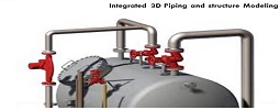 3D PIPING PLANT DESIGN