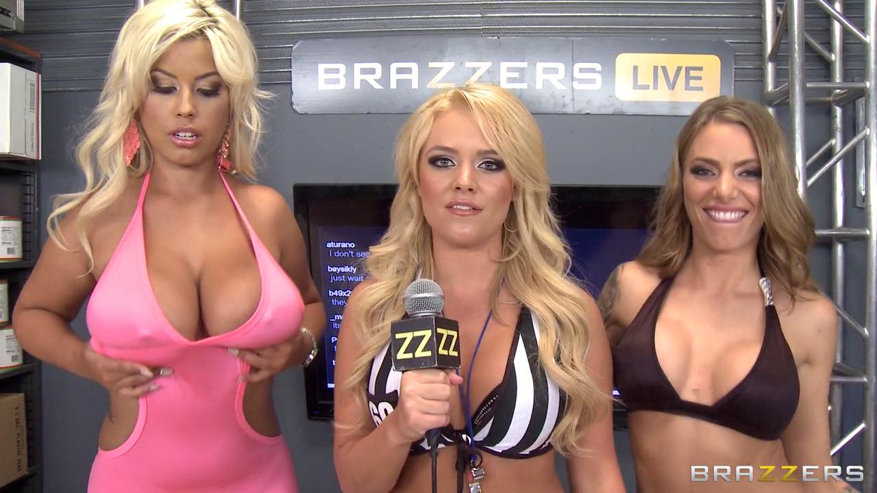 brazzers live 39 dp showdown смотреть онлайн