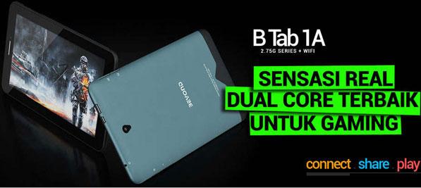 Beyond B Tab 1A, Tablet Harga 1,1 Juta Spesifikasi Dual-Core 1GHz