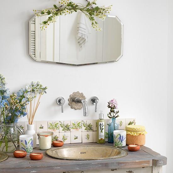 decoracao banheiro retro : decoracao banheiro retro:Casinha Bonitinha: Banheiros lindos com decoração vintage