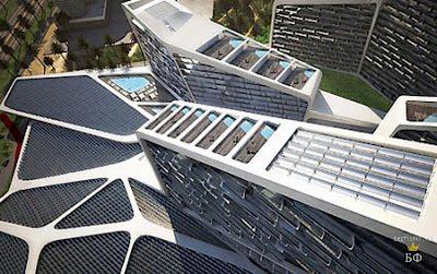 Солнечные батареи, солнечная энергетика, солнечные панели, солнечная батарея для здания, дома, коттеджа