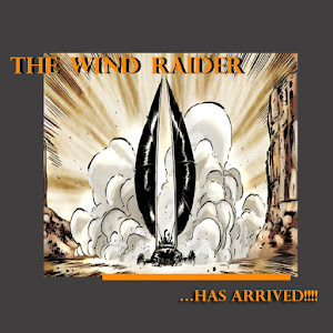 THE WIND RAIDER NOVEL -- FIRST FIVE CHAPTERS