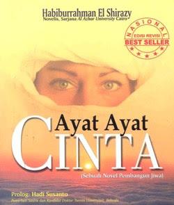 Contoh resensi novel ayat-ayat cinta dengan pembahasan struktur materi pendidikan bahasa indonesia untuk mengerjakan tugas dari guru