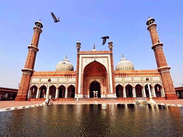 Jama Masjid, Chandni Chawk