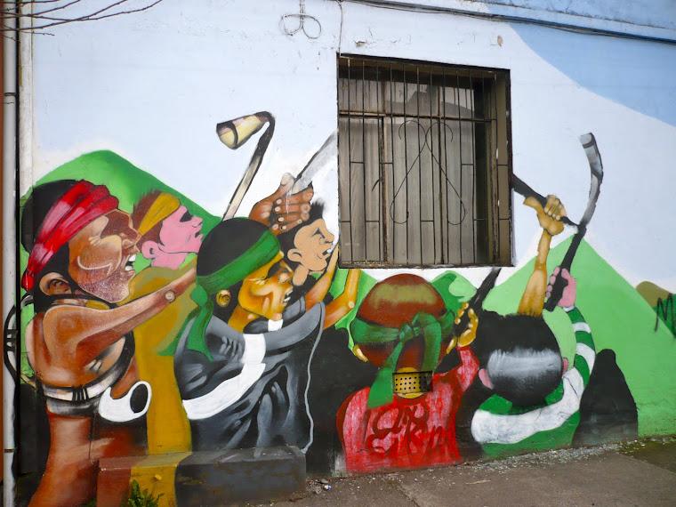 EL CEREMONIOSO JUEGO DEL PALÍN MAPUCHE (PARTE 1ª)
