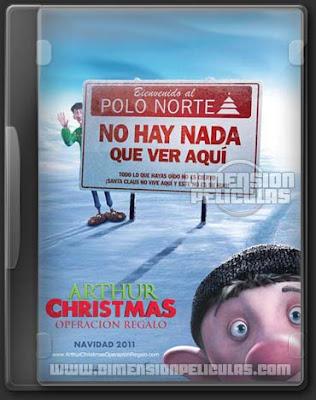 Arthur Christmas (DVDRip Español Latino) (2011)