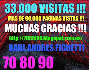 33.000 VISITAS