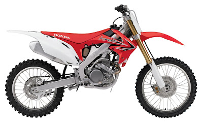 2011-Honda-CRF250-R-red