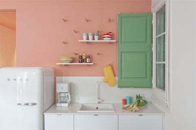 Pantone rosa quartzo na decoração de ambientes