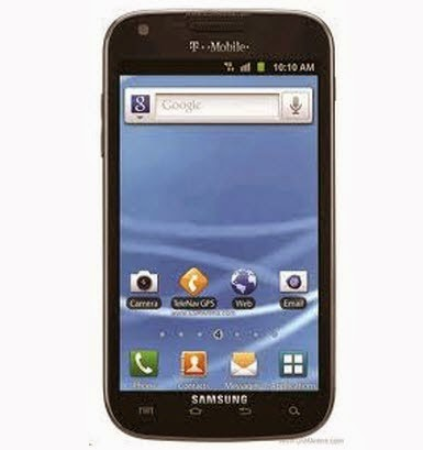 T-Mobile Galaxy S2 SGH-T989