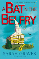A Bat in the Belfry Sarah Graves cover
