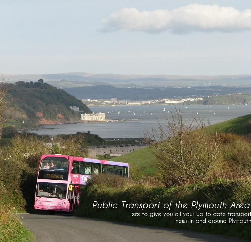 Public Transport Of The Plymouth Area