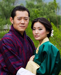 "The Land of Thunder Dragon"": Bhutan Royal wedding in October will ..."