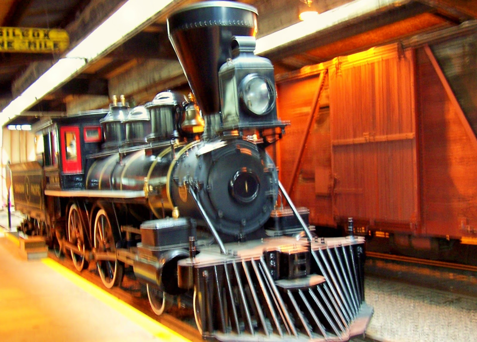 Winnipeg Railway Museum - 123 Main Street