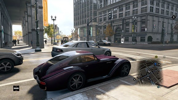 how to open weapon wheel watch dogs pc