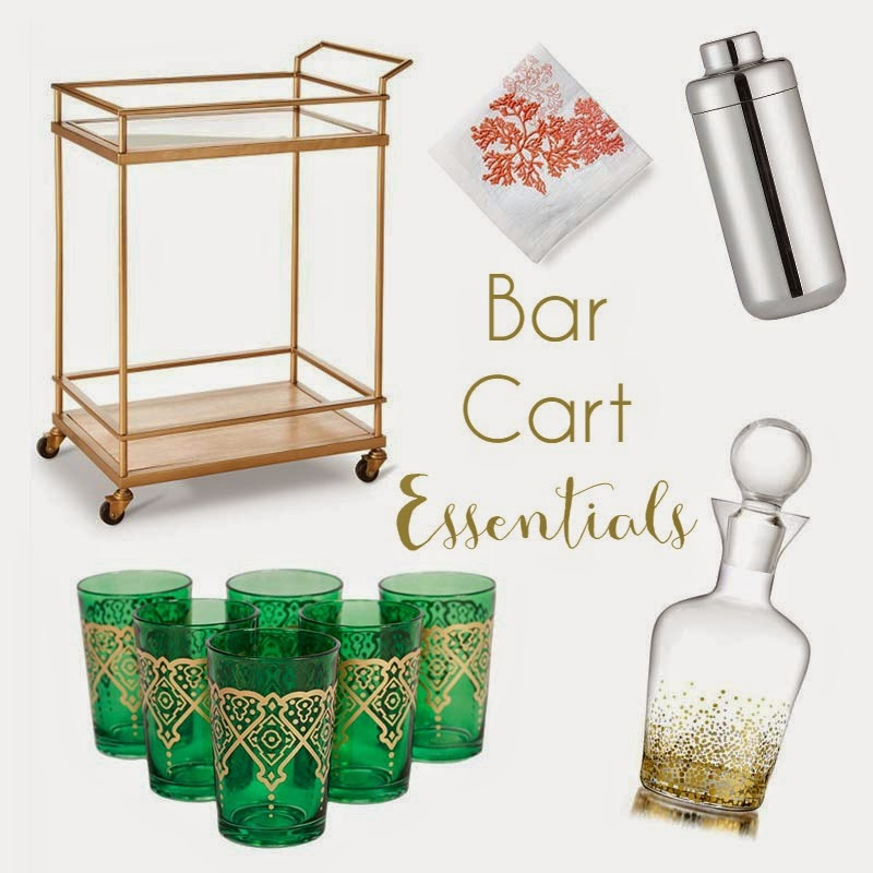 How to start a home bar...