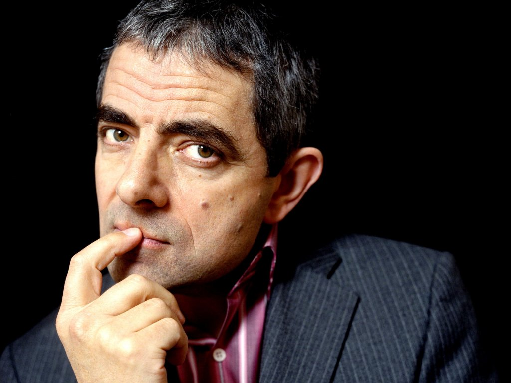 Rowan Atkinson Funny Wallpaper