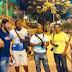 Fotógrafos e cinegrafistas protestam contra atitude da prefeitura de Jacobina em não contratar os profissionais da cidade.