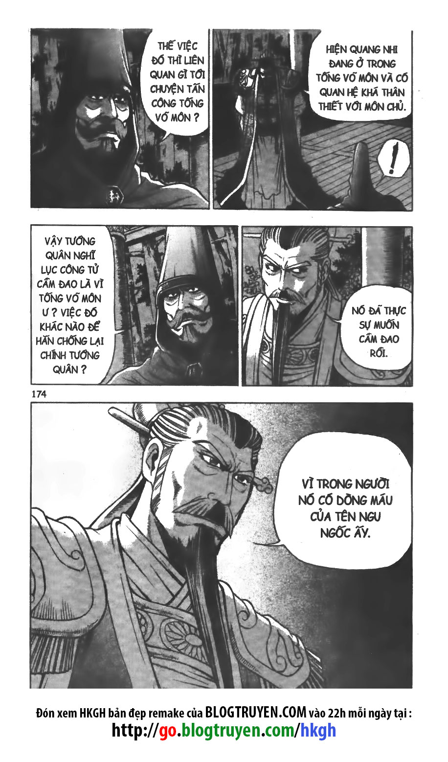 Hiệp Khách Giang Hồ chap 228 Trang 19 - Mangak.info