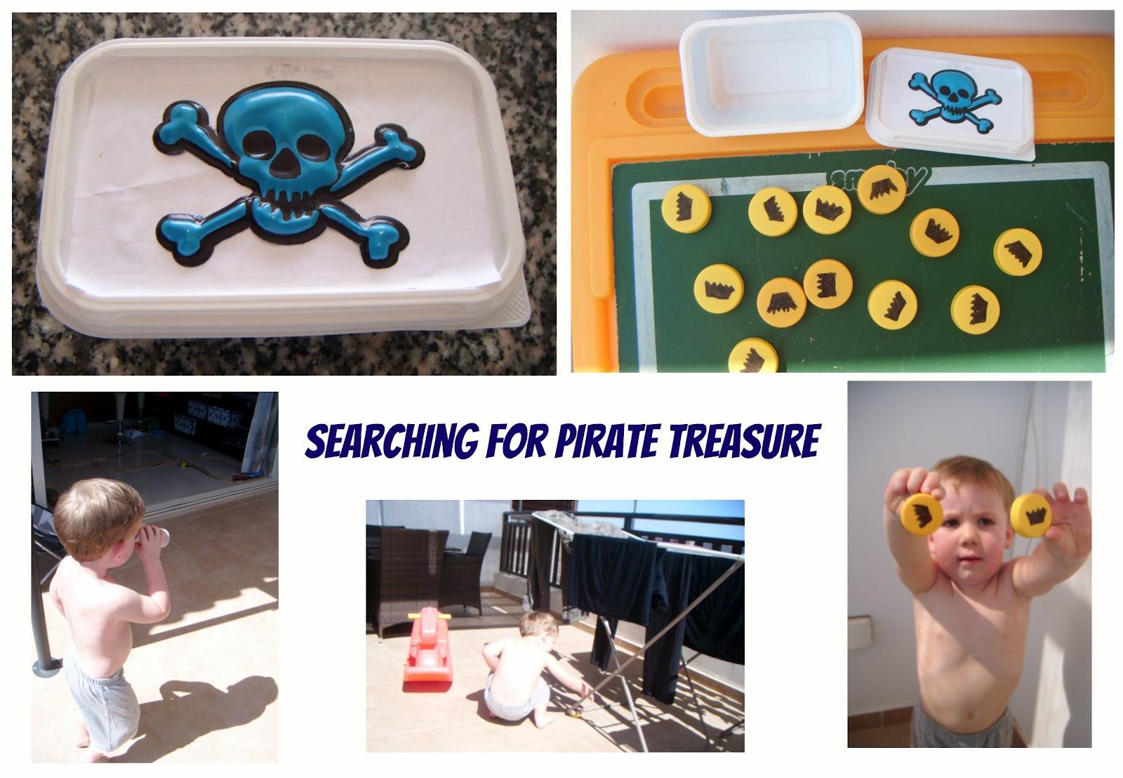 Various Pirates Choice