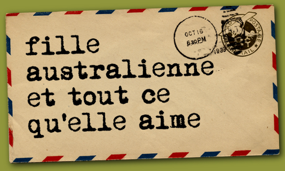 fille australienne