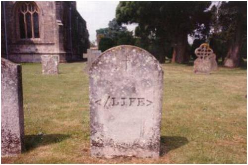 Kuburan Unik Ahli IT Jika Meninggal